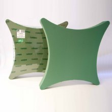 2 x 23 inch ideal florist foam cushion shape