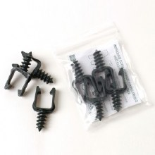 Oasis Fixing Screw Clips Pack x 4