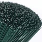 "Green Florist Stubb Wire 20g x 9"""