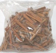 8cm Cinnamon sticks 1KG bag