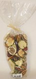 250g dried fruit cornet assorted