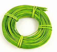 Decorative Florist Rattan Apple Green 20GR