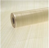 Florist Cellophane Wrap Cream Stripes 80cm x 100m