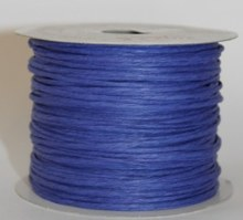 Royal blue paper covered craft wire 50m