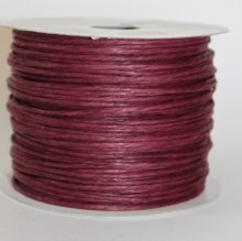 Bourdeau red paper covered craft wire 50m