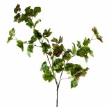 Artificial Grape Leaves Stem