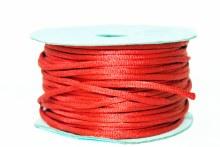 Red sting decorative ribbon, 10 yards