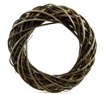 Twig Wicker Wreath 30cm