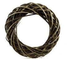 Twig Wicker Wreath 30cm