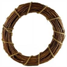 Rattan Wreath 50cm