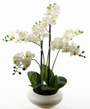 Artificial Orchid Plant 51cm