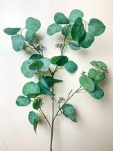 Artificial Eucalyptus Stem 114cm