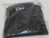 400 grams flat black decorative gravel