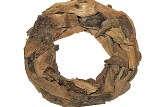 Driftwood wicker wreath 30cm