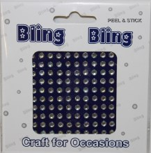 Bling bling iridescent 4mm