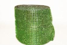 Diamond mesh green