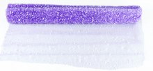 Lilac snow gift wrap