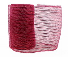 Florist Deco Mesh Red x 10 Yards