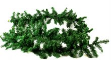Christmas Spruce garland 270cm