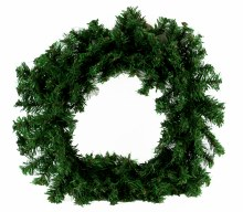 Christmas Spruce Wreath 40cm