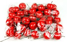 Decorative Red Artificial Apples 4.5cm x 50pcs