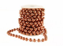 Copper Pearl Garland 8mm x 5m