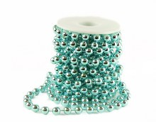 Turquoise Pearl Garland 8mm x 5m