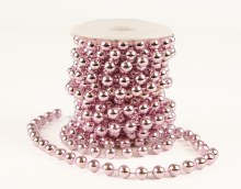 Pale Pink Pearl Garland 8mm x 5m