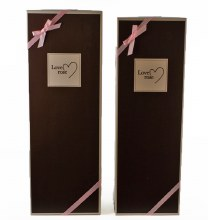 Florist Large Rose Gift Box x 2