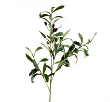 Artificial Olive Branch 72cm