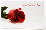 Happy Valentine's Day Florist Small Gift Cards x 50pcs