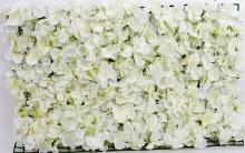 """Hydrangea Flower Wall 23"""" x 16"""" approx"""