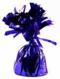 Foil Balloon Weight Purple/Blue