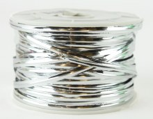 Foil Wire 100 yards Silver