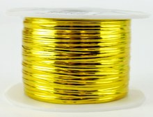 Foil Wire 100 Yards Gold
