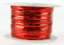 Foil Wire 100 Yards Red