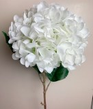 Large Artificial Hydrangea Real Touch