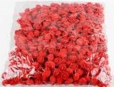 Foam Roses x 500 Red 2.5cm