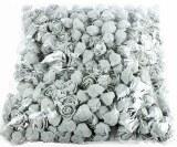 Foam Roses x 500 Grey