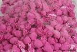 Foam Flowers Pink 3.5cm x 500