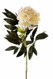 Artificial Peony Rose Blush 90cm