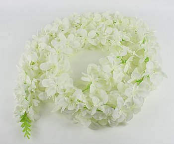 Artificial Flower Garland 194cm
