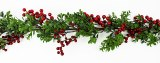 Red Berry Christmas Garland 5FT