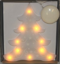 Christmas tree lights warm white 20cm