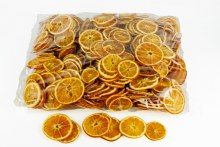 1000g Dried Orange Slices