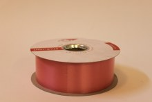 Salmon pink polytie floirst ribbon, 100yds-P29