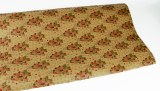Wrapping Paper Christmas Gingerbread 70cm x 10m