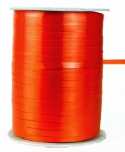 Curling ribbon Orange 4.8mm x 500m