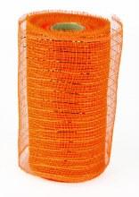Decor Mesh Orange 15cm x 10Yards