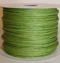 Avacado paper covered wire